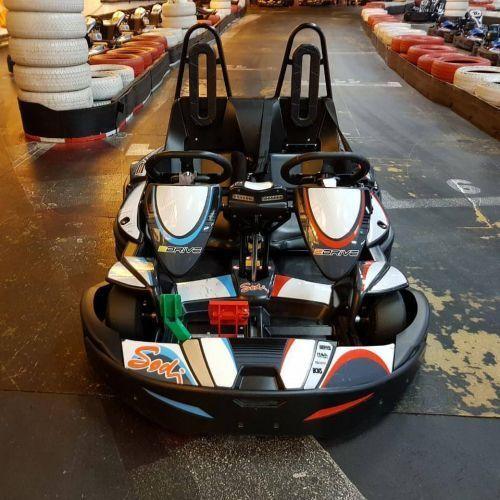 Doppelsitzer Kart